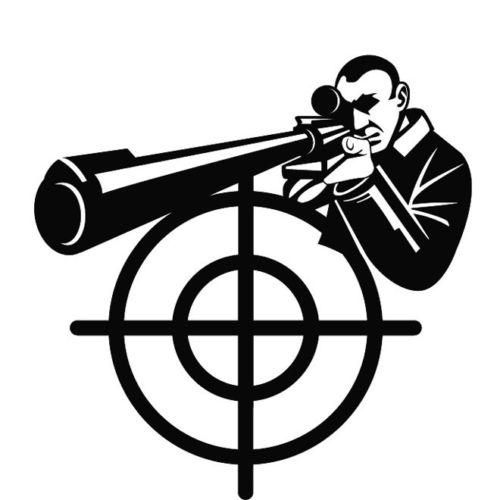 sniper rifle and target car sticker vinyl car packaging body decal Lorax Birthday Signs sniper rifle and target car sticker vinyl car packaging body decal personality machinery vinyl sticker car sticker car styling online with 5 15 piece on