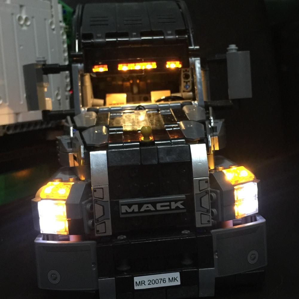 acheter kit d'éclairage À led pour lego technic series 42078 et