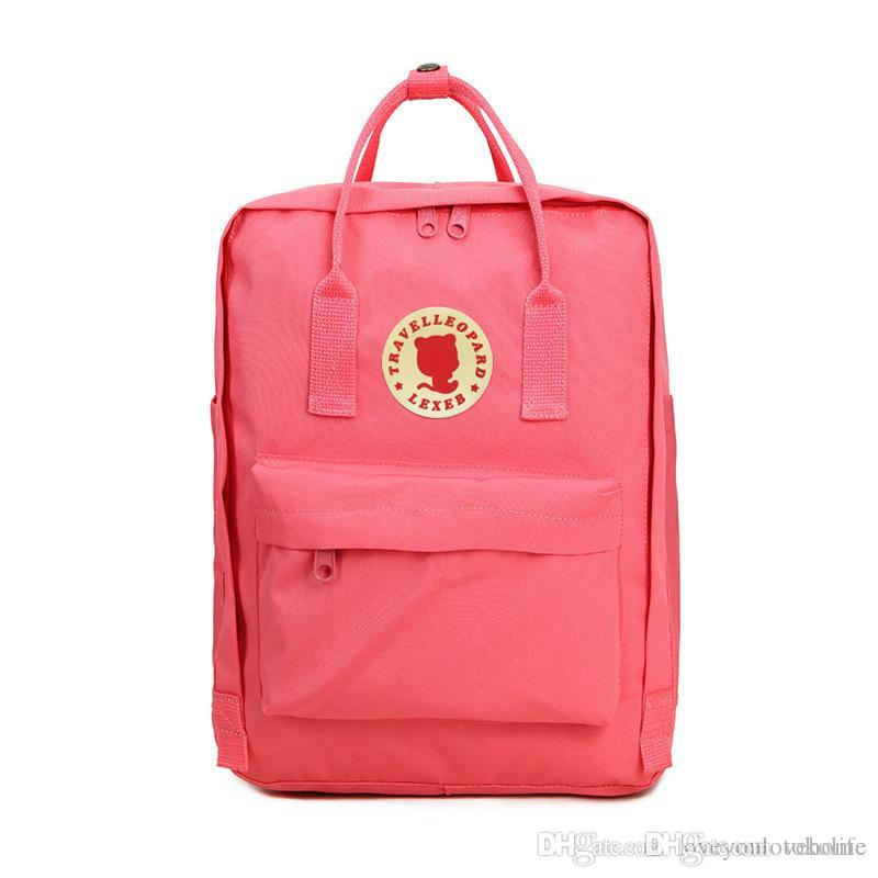 2f5697ba8f6ea Cheap Designer College Backpacks Cute Red Color Travel Backpacks for Men