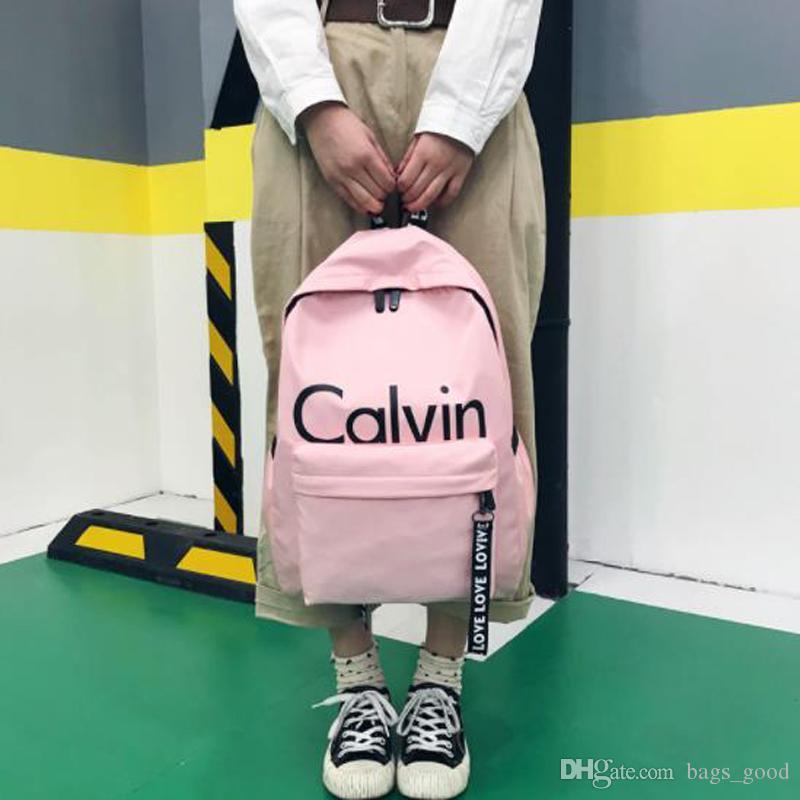 cfa1165590c1 New Designer Backpacks Large Capacity Backpack Handbag Bag For Women Girls  Travel School Shopping Square Backpack School Bags For Girls Backpacks For  School ...