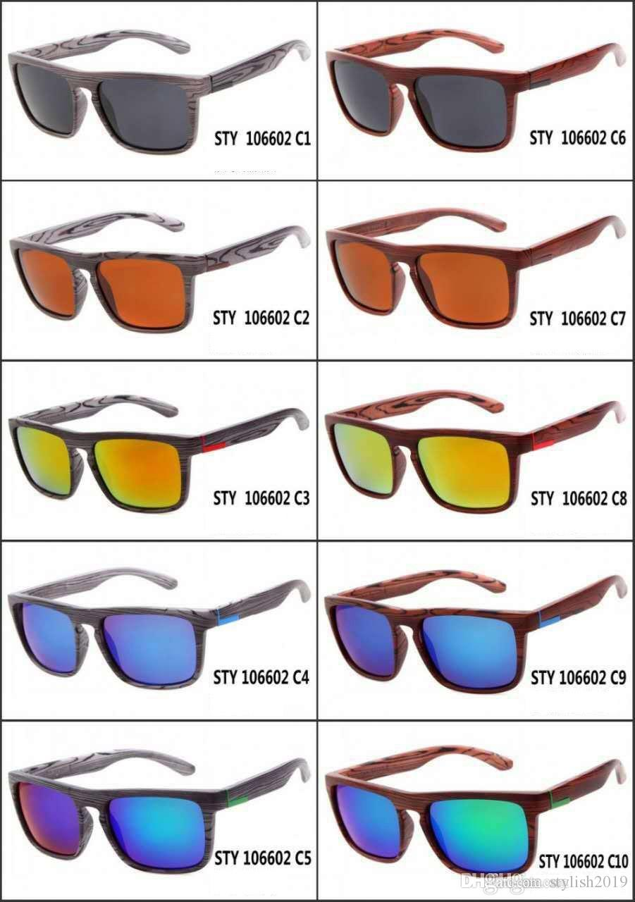 Compre Original De Bambu De Madeira Óculos De Sol Das Mulheres Dos Homens  Óculos De Sol Espelhado UV400 Óculos De Sol De Madeira Real Óculos De Ouro  Azul Ao ... 84e17e72bd