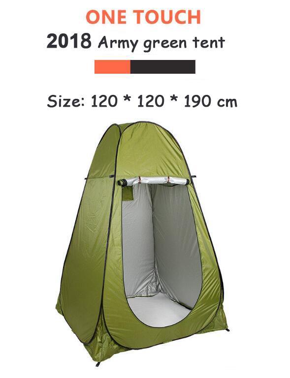 야외 낚시 비 방망이 개인 개인 태양 - 그늘 단열 보면서 스포츠 팝업 텐트 / 따뜻한 팝업 휴대용 텐트를 계속 팝업 텐트