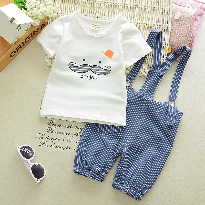 26c396c3e 2019 BibiCola Baby Boys Summer Clothing Set Infant Boys Girls T ...