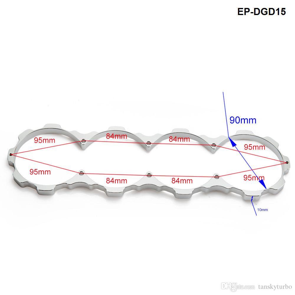 EPMAN - NEW RACING For Sohc VTEC Engine Block Guard Blockguard Aluminum For 1992-2000 Honda D-Series EP-DGD15