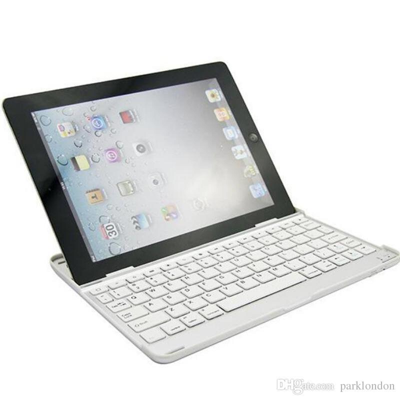 2018 горячий Высококачественный Алюминиевый Беспроводная Мобильная Bluetooth Клавиатура для планшета 1/2 5 6 Литиевая батарея 160 мАч GFSK 3.0 Интерфейс Стандарт