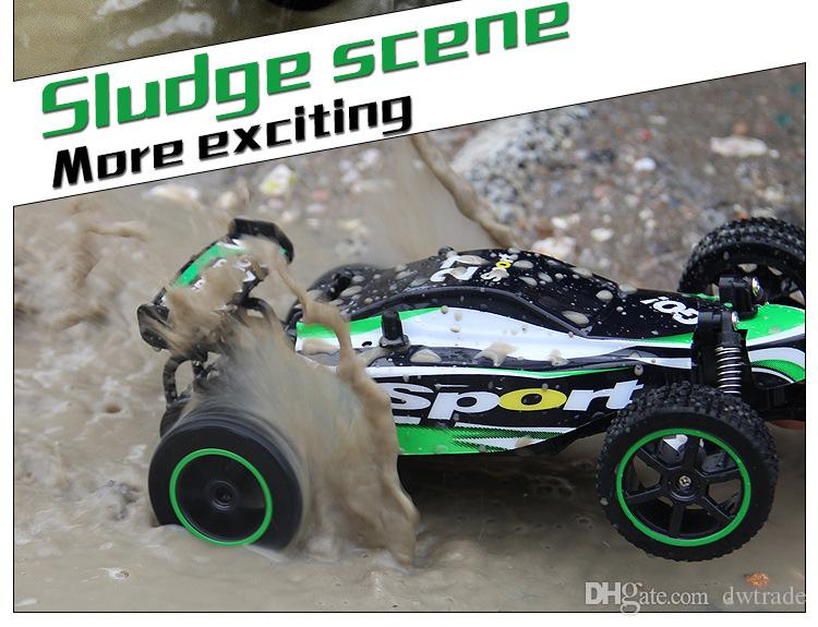 2.4G High Speed 1:20 Remote Control Car Off-road Drift Climbing car Chargin Remote Control Toy car Small Package