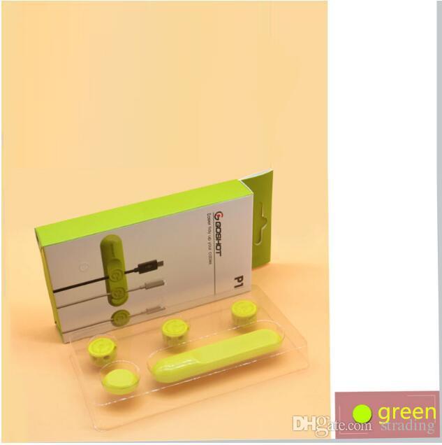 Nuovo i multifunzione Auricolare Cavo avvolgicavo USB Cable Holder Magnetic Organizer Raccogliere clip Magnet Wire Clamp