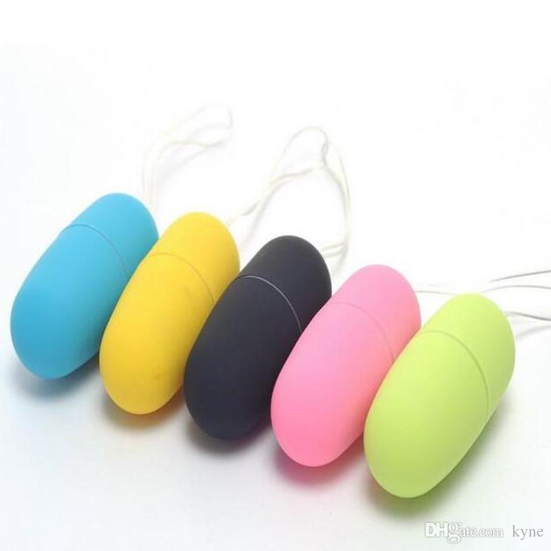 2019 MP3 a vibrazione senza fili Uovo di vibrazione 20 modalità telecomando vibratore della pallottola Vibratore del sesso Giocattoli adulti del sesso 1 * MP3 + 1 * vibrante colore delle uova