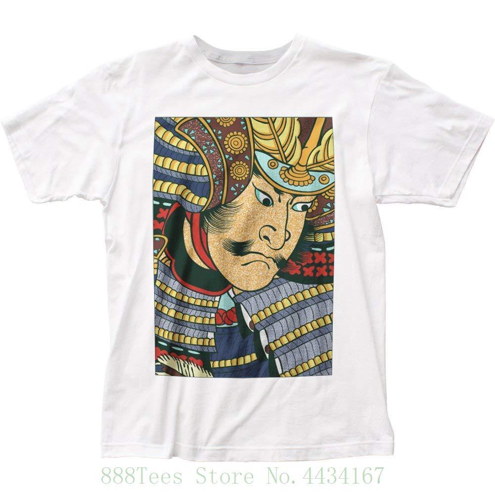f3537fa2c Compre Originais De Impacto Fabricante Design Samurai Adulto Equipado  Jersey T Shirt Tee Camisa De Alta Qualidade T De Cooltshirt