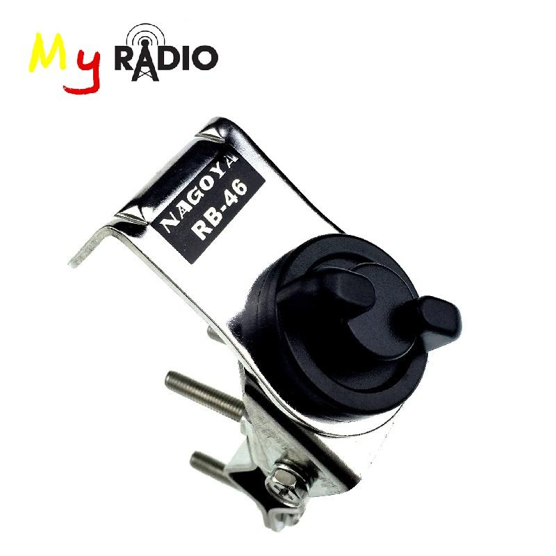 BAOFENG Nagoya RB-46 Vehicle Car Antenna Mount Bracket For Mobile Radio  Accessories antenna clip