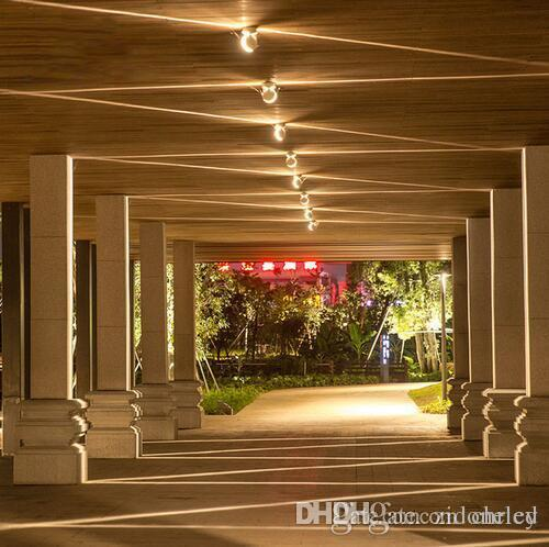 Lampe murale Design DEL Mur Lampes véranda jardin cour luminaires extérieur Projecteur