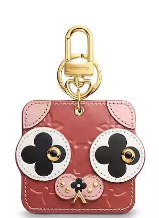ANIMAL FACES BAG CHARM AND KEY HOLDER 1 Women CHARMS MORE KEY HOLDERS BAG TAPAGE BAG CHARM