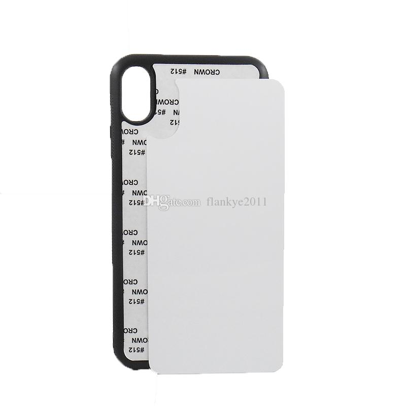 162707814 New Arrivals For IPhone XS Max/ Xr TPU Sublimation Blank Phone Case ...