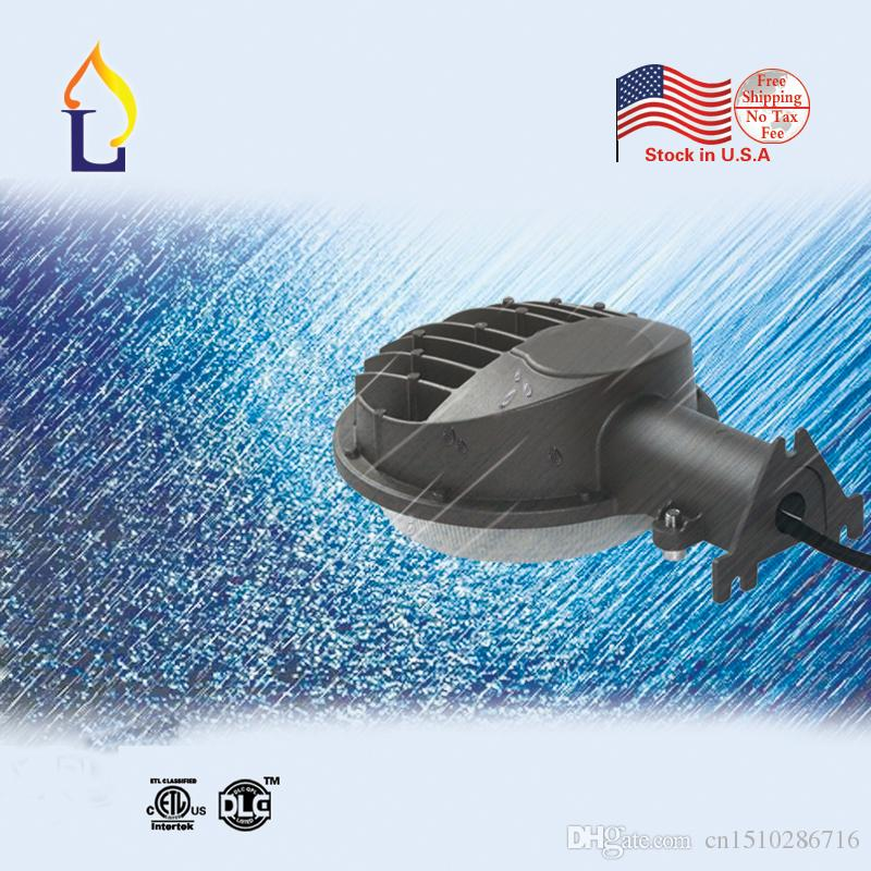 50W IP65 Led Barn Light AC100-277V Photocell Sensor Led Street Light ...