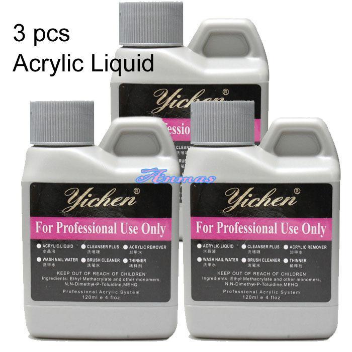 Nail Art Machine Printer Acrylic Liquid Set False Acrylic Nail Art ...