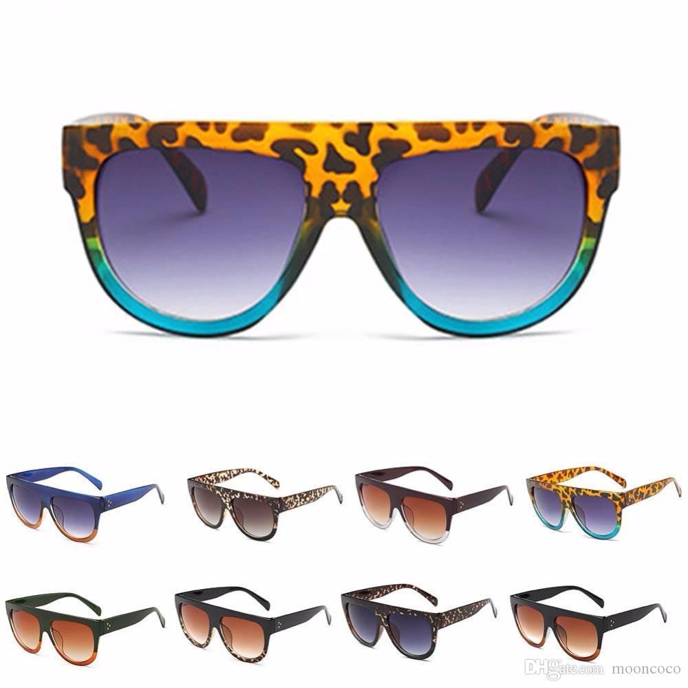 82f5740d0d Compre Diseñador De La Marca Mujeres Gafas De Sol Redondas 2018 Hombres  Moda Marco De Metal De La Vendimia Ocean Gafas De Sol Sombra De Color Rosa  Eyewear ...