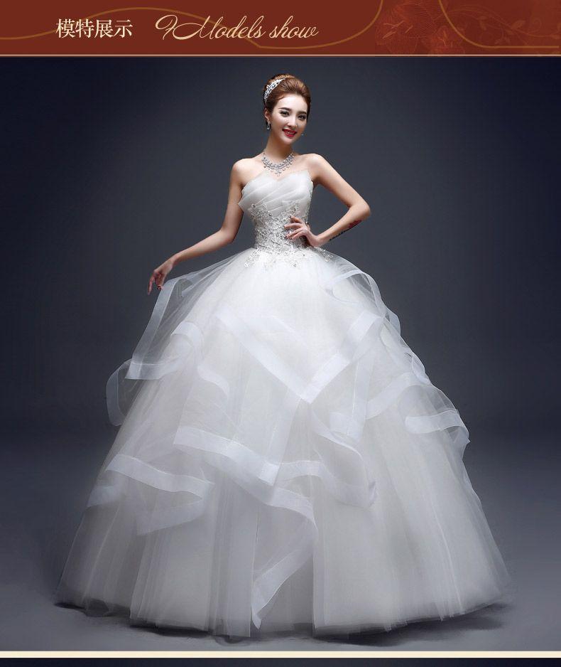Großhandel Einfache Und Empfindliche Brautkleider 2018 Neue Art ...