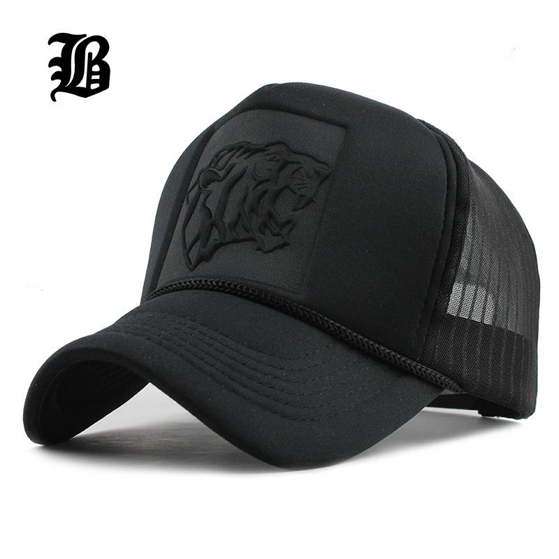 6318158451a 2019 Hip Hop Black Baseball Caps Summer Mesh Snapback Hats For Women Men  Casquette Trucker Cap From Mart03