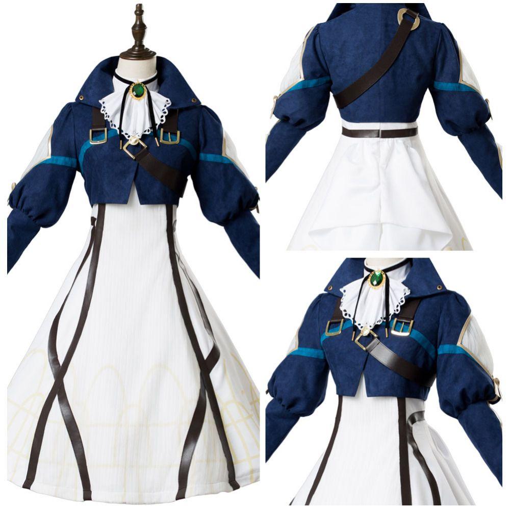 Violet Evergarden Cosplay abito automatico bambola costume Cosplay vestito da abito da notte