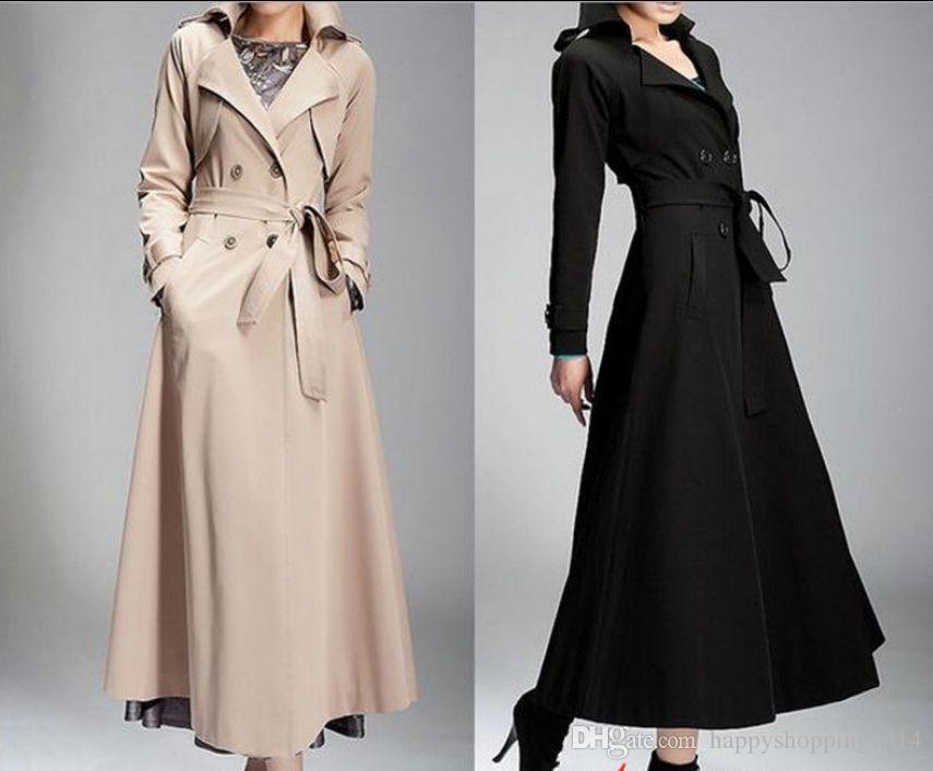Full Length Trench Coats