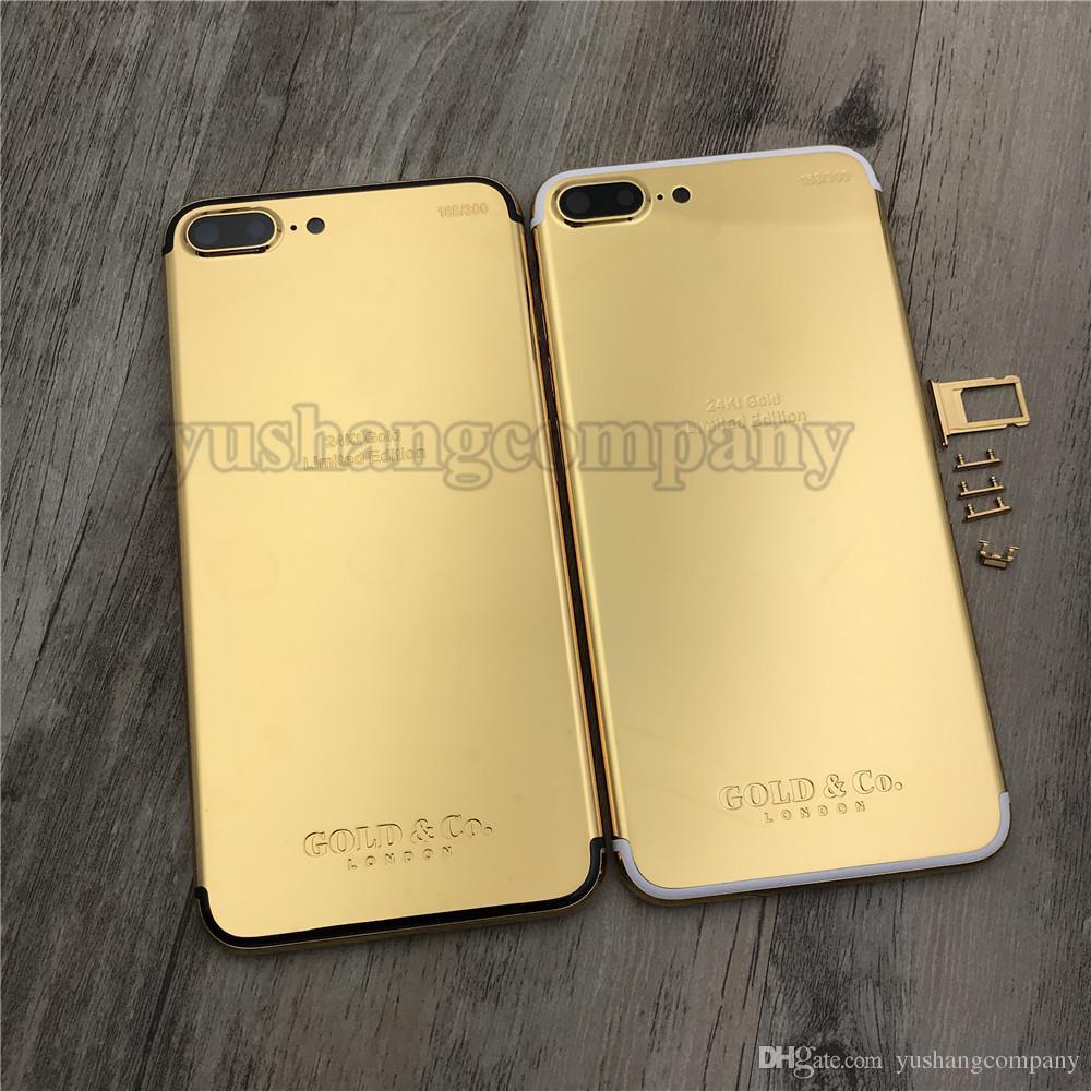 24 k gold case iphone 7