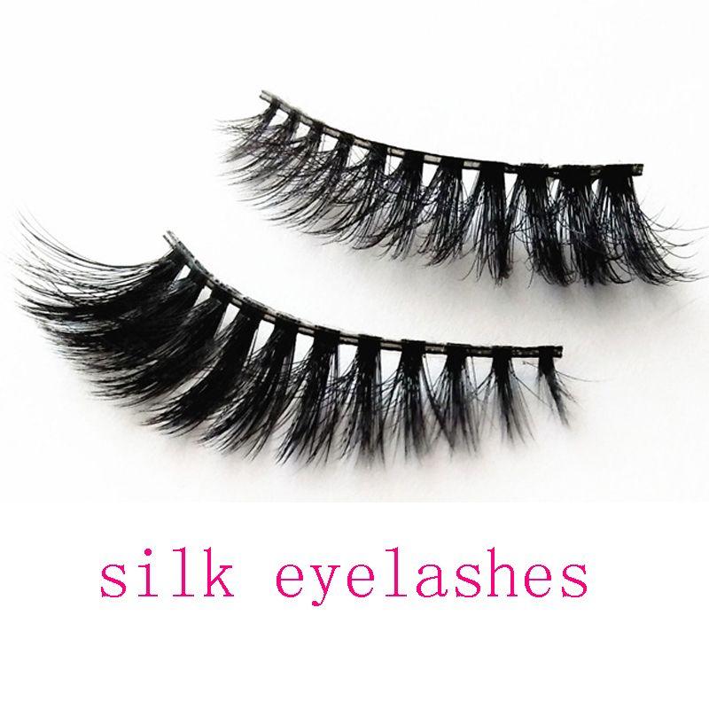 Private Logo Women Lady Black3D Hair Thick Long Fake Eye Lashes False Eyelashes Thick real softest Arison eyelashes