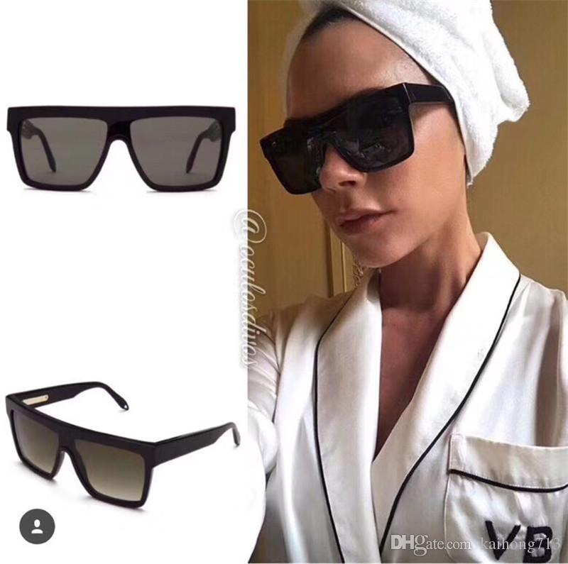 f1058c3fc69dd Compre Novo Luxo Aaaaa Vb 99 Moda Marca De Luxo Estilo Clássico Óculos De Sol  Melhor Qualidade De Metal Homens E Mulheres Design De Kaihong713