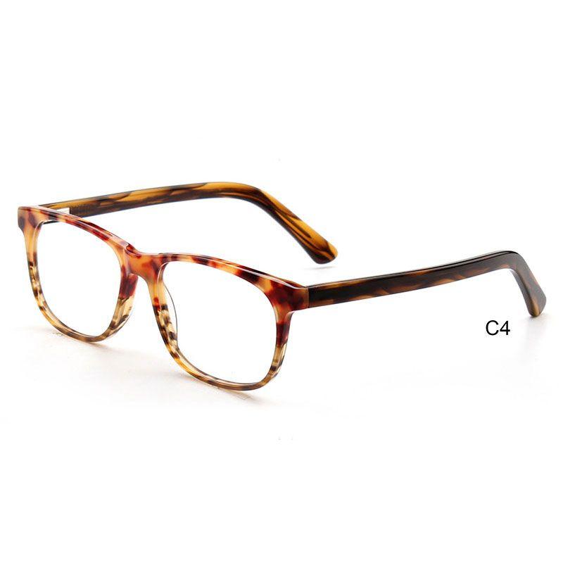 a9b02e8e2b USOcchiali 7142 Fashion Acetate Optical Eyeglasses Frame for Women ...