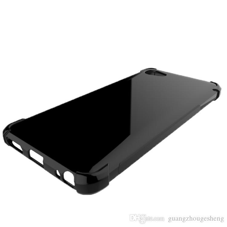 HTC Desire 12 12 Plus 12+ 12Plus Clear Case Cover antiurto Cover in TPU trasparente cellulare