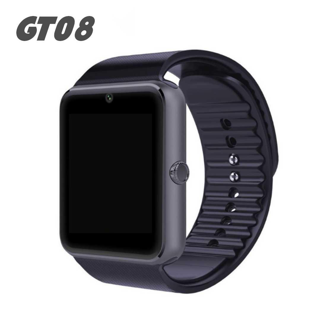 71af58c1a Reloj Bluetooth Smart Watch Phone Bluetooth Smartwatch GT08 VS DZ09 V8  Relojes Inteligentes Fitbit Para Mujeres Hombres Niño Deportes Reloj De  Pulsera SIM ...