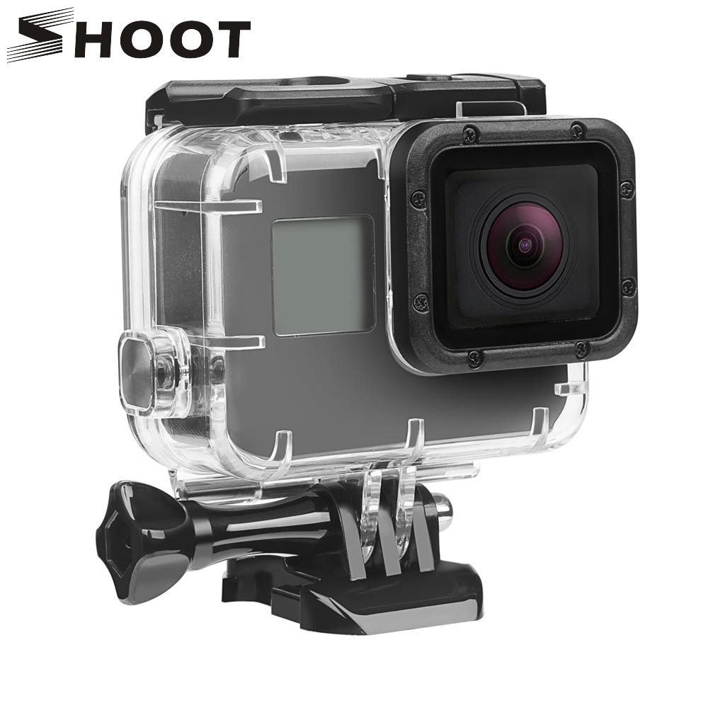 5dfcc538cd8 Wholesale 40M Underwater Waterproof Case For GoPro Hero 5 Black Go Pro Hero  6 Camera Diving Housing Mount For GoPro Hero 6 Accessory Camera Drones For  Sale ...