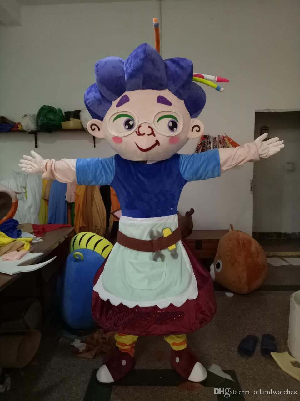 High quality professional repair grandma lovely adult mascot costume high quality professional repair grandma lovely adult mascot costume fancy dress online with 31148piece on oilandwatchess store dhgate solutioingenieria Gallery