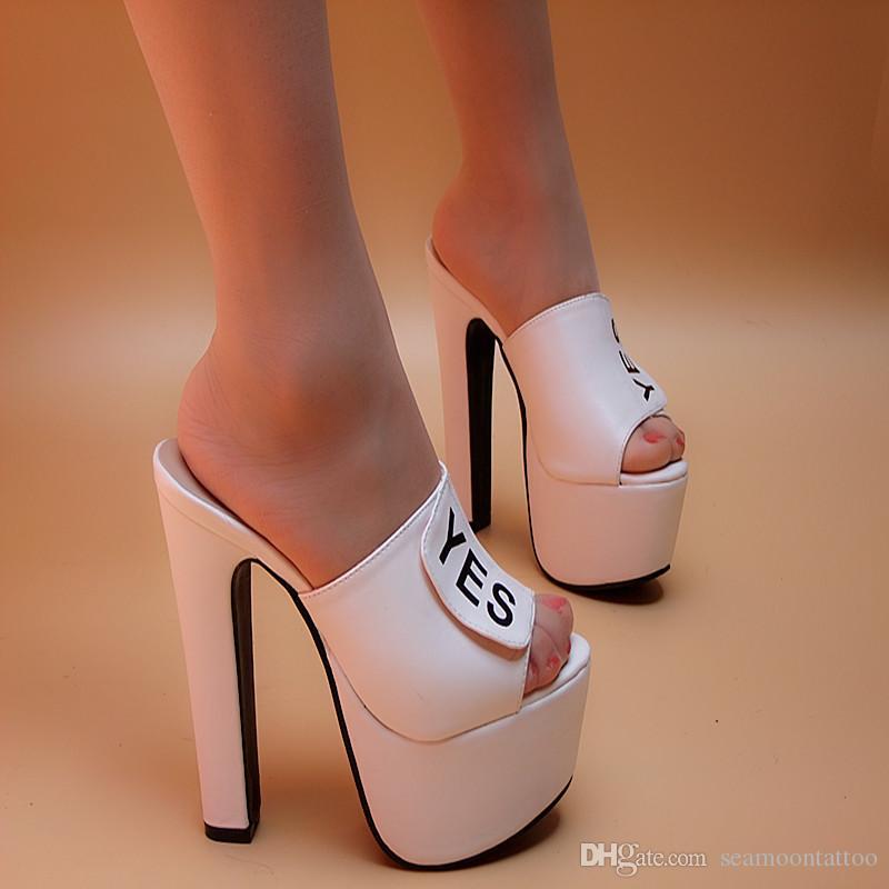 b5393e2335aed 20150156-2 Frauen high-heeled Schuhe 15cm Qualität Frauen Sandalen Schuhe  Mode Schuhe