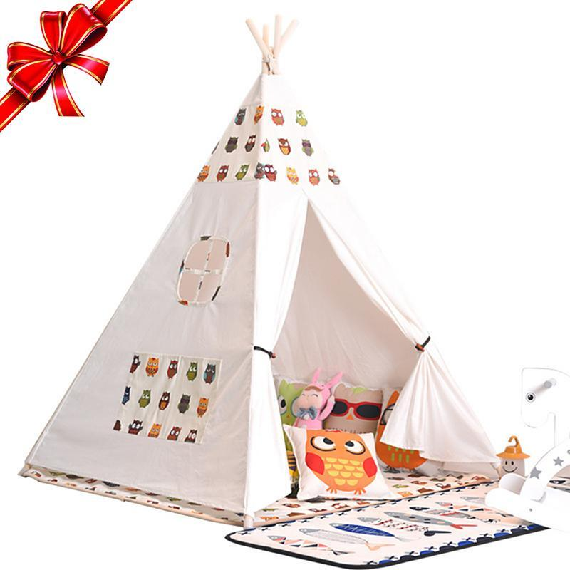 Children Triangle Tents Game House Indoors Indian Tents Kids Outdoor Baby Castle Kindergarten Triangle Kids Folding Tent Gift Mickey Play Tent Wigwam Play ...  sc 1 st  DHgate & Children Triangle Tents Game House Indoors Indian Tents Kids Outdoor ...