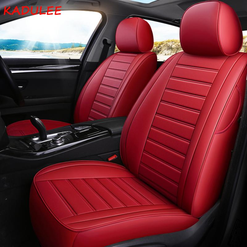 Wholesale Custom Leather Car Seat Cover For Lincoln Navigator Mkz