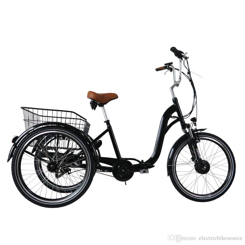 4d87e55f068 Compre Bicicleta Elétrica Das Rodas Elétricas Do Triciclo 36V250W ...