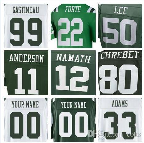 jamal adams jets jersey