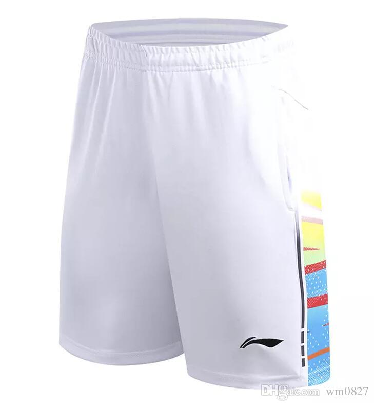 Li Ning men badminton sportwear t-shirt,competition clothes,lining badminton suits shirts + shorts,table tennis jersey with chinese flag