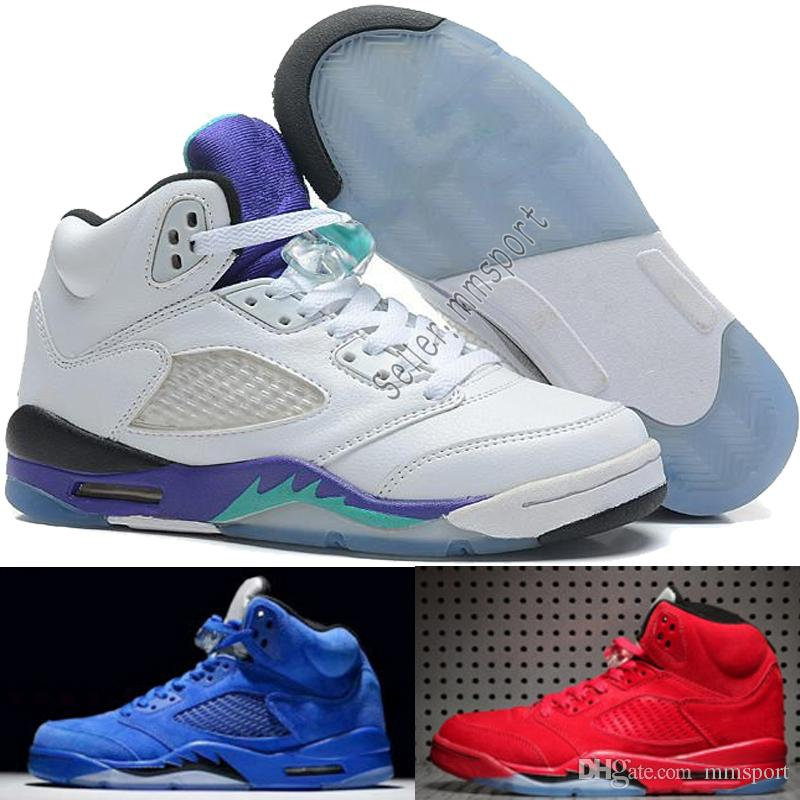 Blanc Basket Or Sport S Homme Olympique Métallique 5 Noir Nike Ciment Suede Rouge Hight Basketball Shoes Chaussures Jordan Feu V XwkuOPZTi