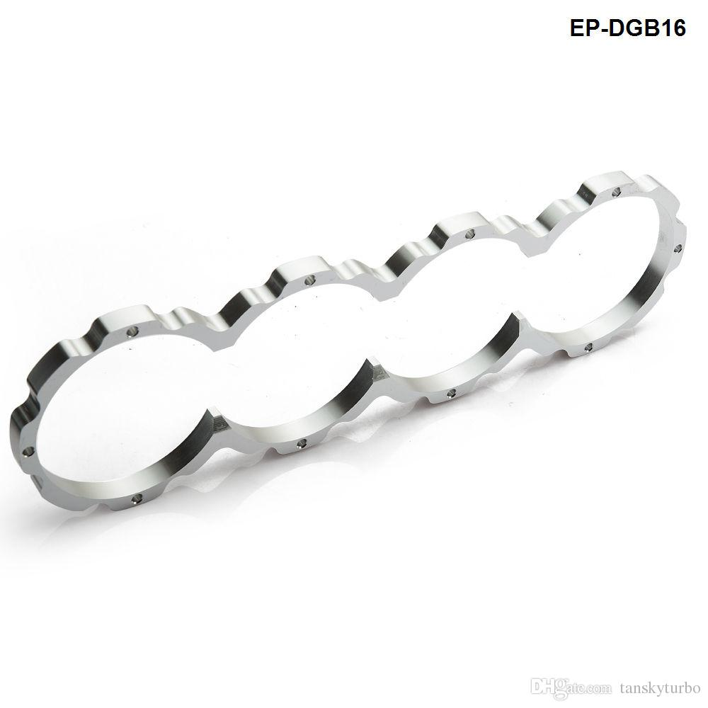 EPMAN - New Racing For Honda Civic B Series 1990-2001 Type Engine Block Guard Blockguard Silver EP-DGB16