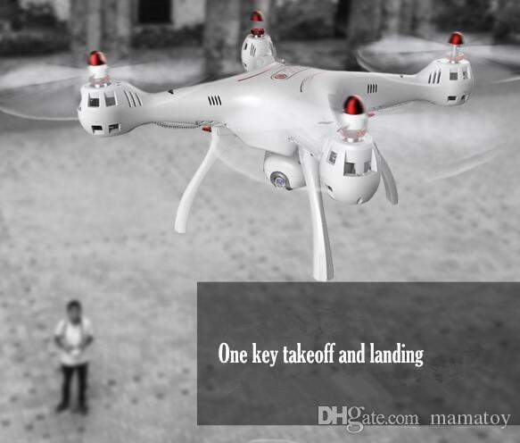 SYMA X8PRO Großes GPS-Echtzeit-Luft-UAV, ausgestattet mit einer Speicherkarten-Fernbedienung