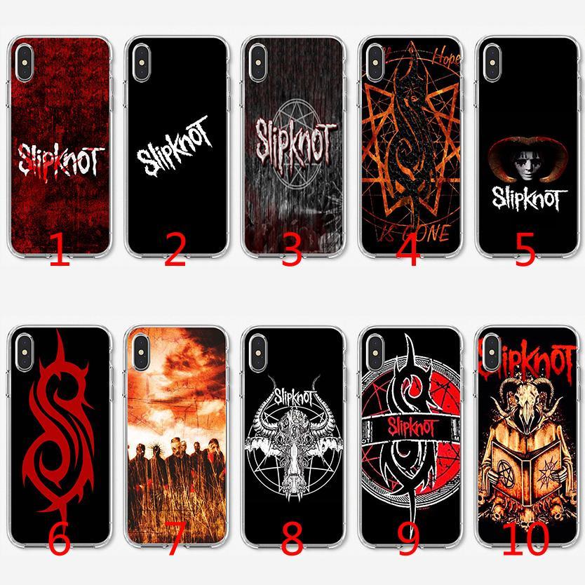 coque iphone 6 slipknot