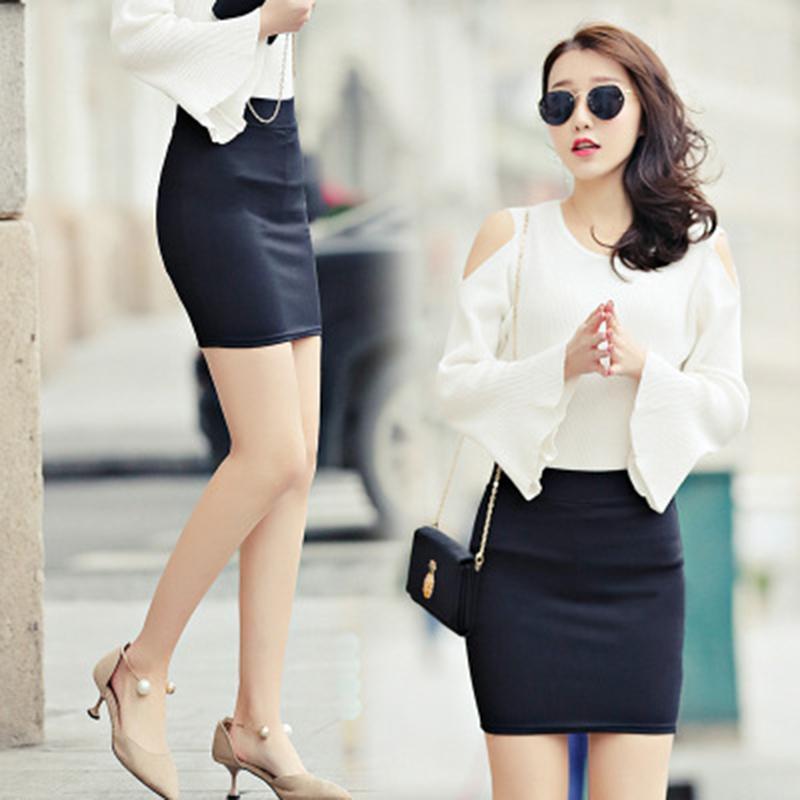 697fb383caaa3b 2019 New 2018 Summer Style Sexy Skirt For Girl Lady Korean Short Skater  Fashion Female Mini Tight Skirt Women Clothing Bottoms From Ferdinand07, ...