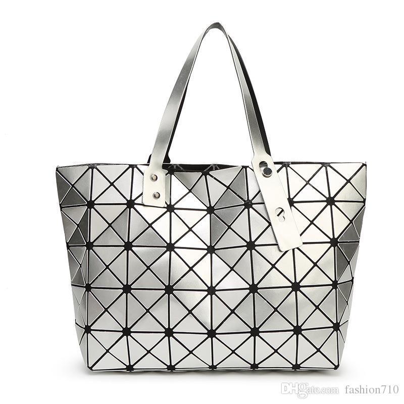 Hot Sale With BAOBAO Bag Folding Handbag Fashion Handbags Bao Bao Bag  Fashion Casual Tote Fashion Women Tote Japan Quality Leather Bags For Women  Overnight ... cb9637e69b03a