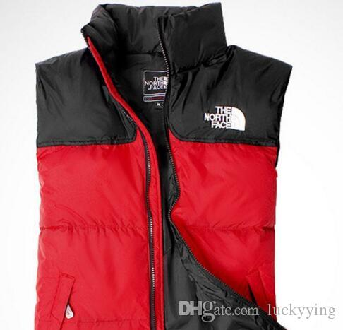Acquista Ingrosso Uomo Di Alta Qualità THE NORTH FACE Wear Thick North  Winter Outdoor Heavy Coats Giù VEST Mens Face Jacket Clothes A  25.91 Dal  Luckyying ... c5a186645679