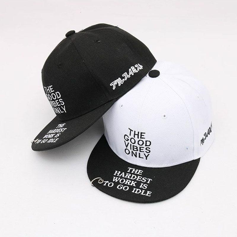 96c8086947a New Hats GD Korean Version The Iron Ring Children Embroidery Letters Baby  Baseball Cap Boys Girls Spring Hiphop Hat Cheap Hats Richardson Caps From  Cfyh2018 ...