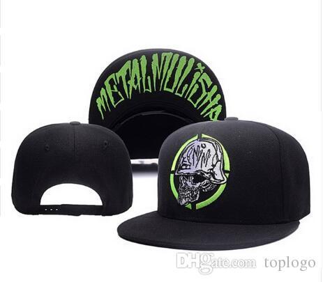 Top Selling Gothic Metal Baseball Cap Women Hats New Fashion Brand Snapback  Caps Men hip hop beisebol touca edb43539aa57