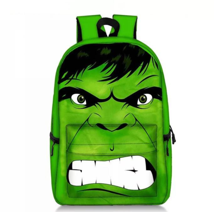 4111e025a9b The Hulk Fashion Backpack Children Anime Children School Bags Boys Girls  For Teenage School Women Men Leisure Bag SB224 Messenger Bags For Women Gym  Bags ...