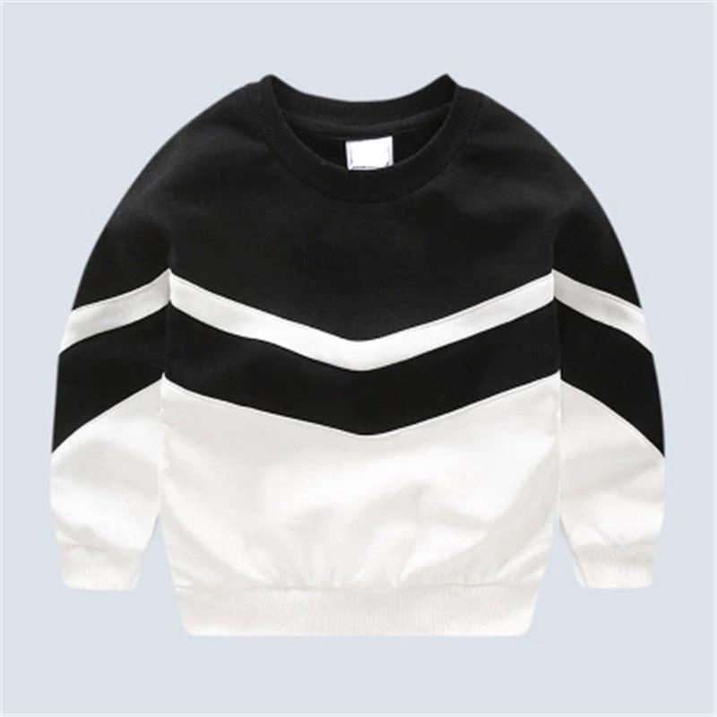 fc30dae95 Baby Round Neck Sweater 2018 Spring New Boy Children s Clothing ...