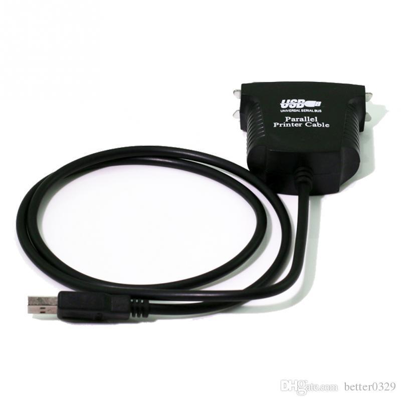 USB zu DB 25 Kabel für Drucker LPT 36 Pin USB zu Parallel IEEE 1284 Drucker Kabel für Computer PC Lead Adapter Laptop